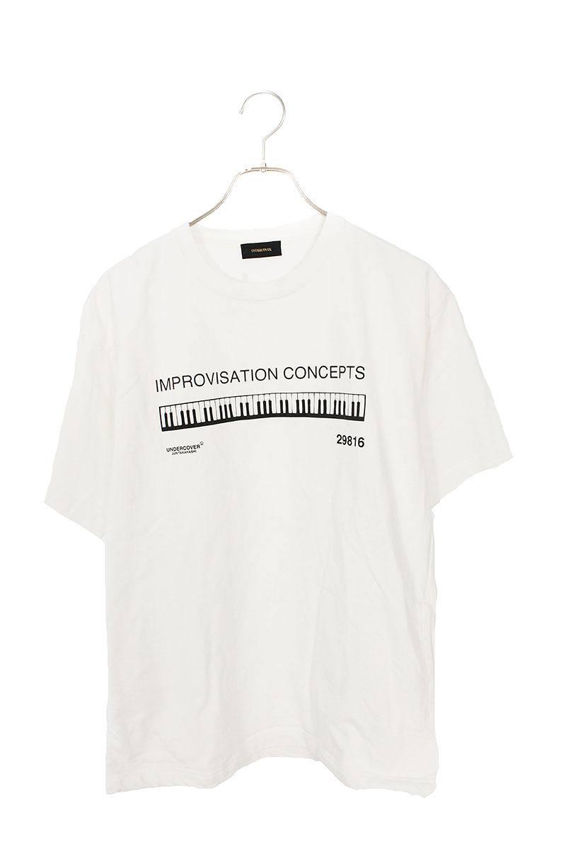 キーボードプリントTシャツ