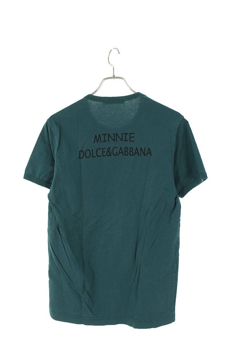 ミニープリントTシャツ