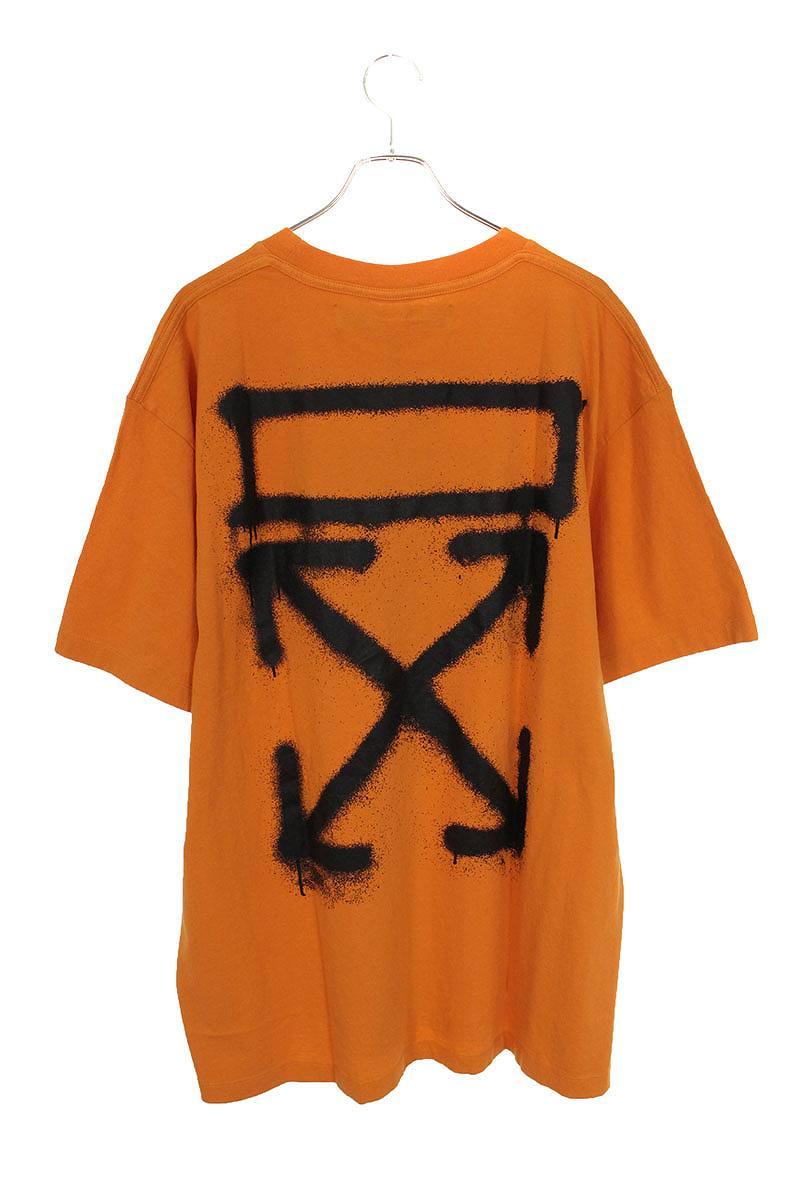 スプレーペイントオーバーサイズTシャツ
