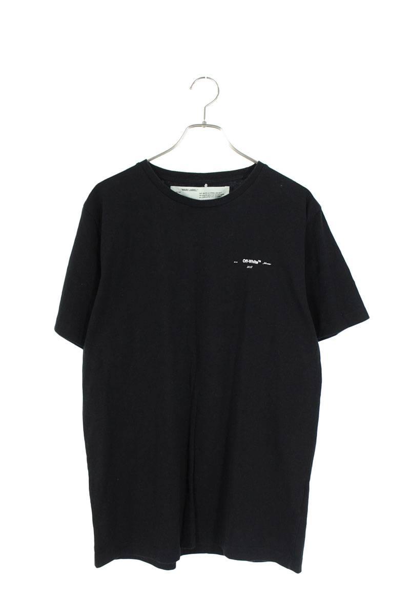 マーカーアロープリントTシャツ