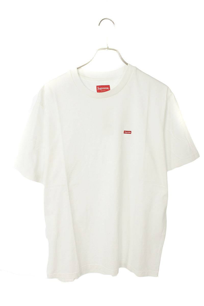 スモールボックスロゴTシャツ