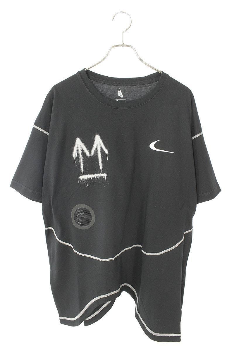 バックスプレーアロープリントTシャツ