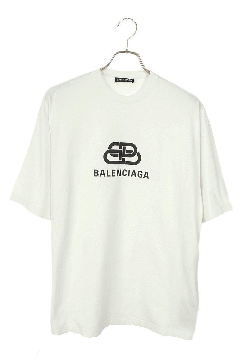 BBロゴプリントTシャツ