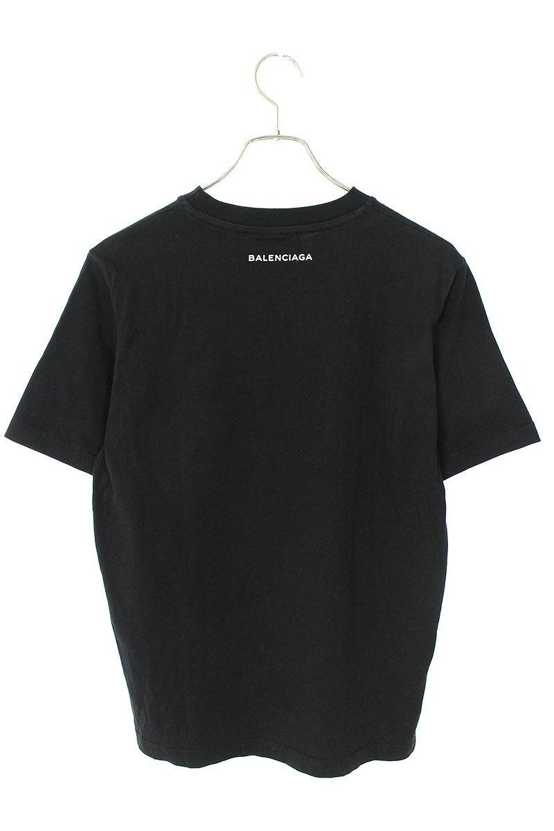 ParisプリントTシャツ