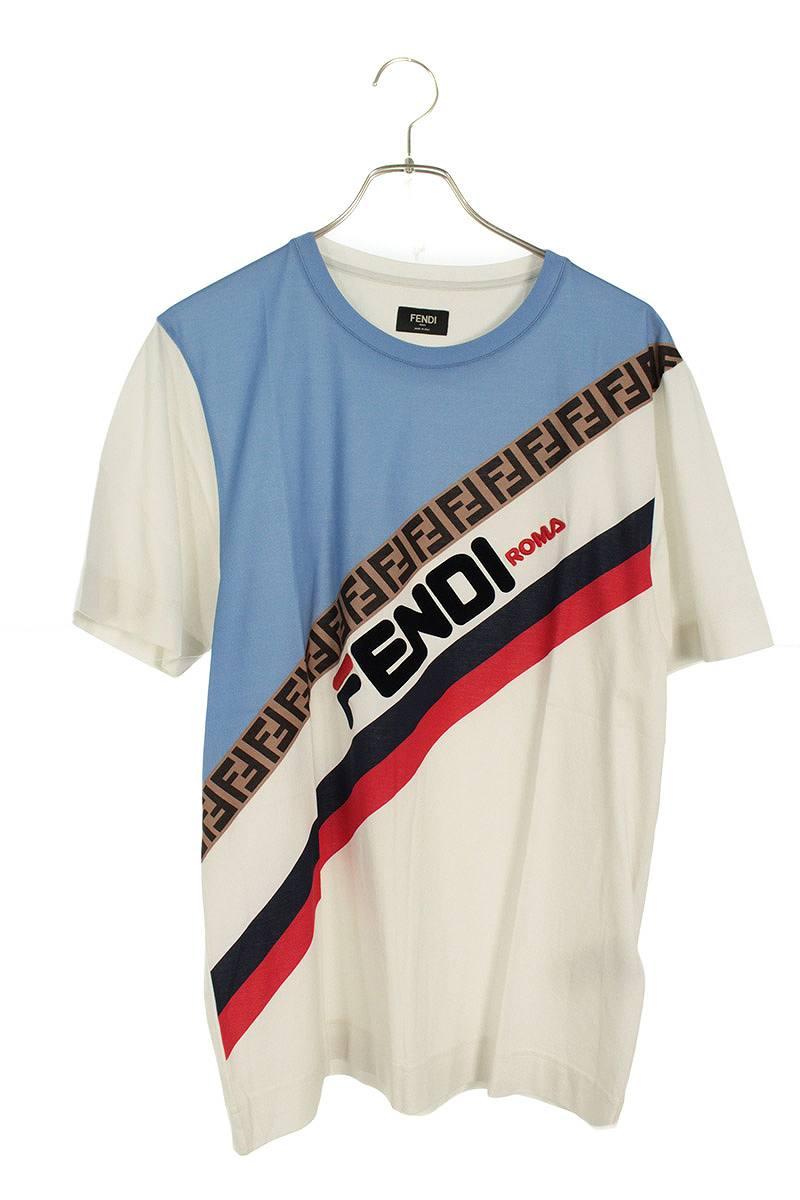 オーバーサイズフロントロゴTシャツ