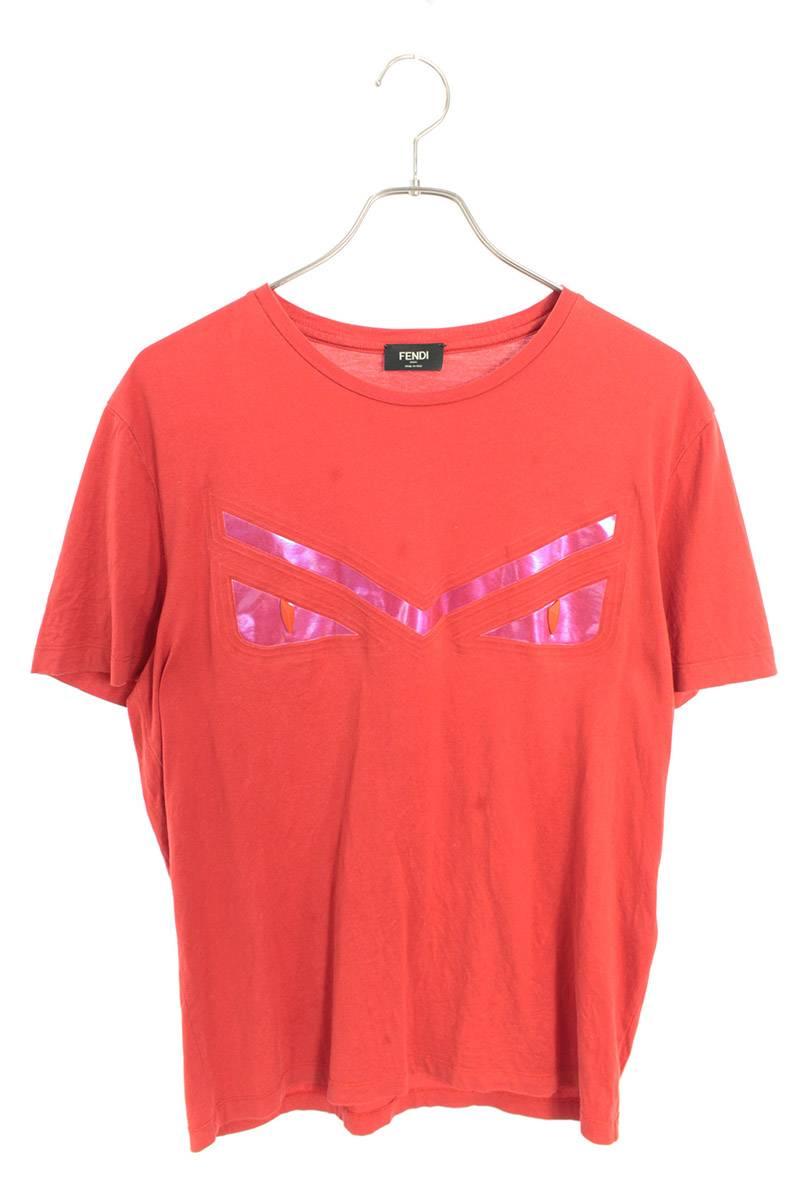 フロントモンスターデザインTシャツ