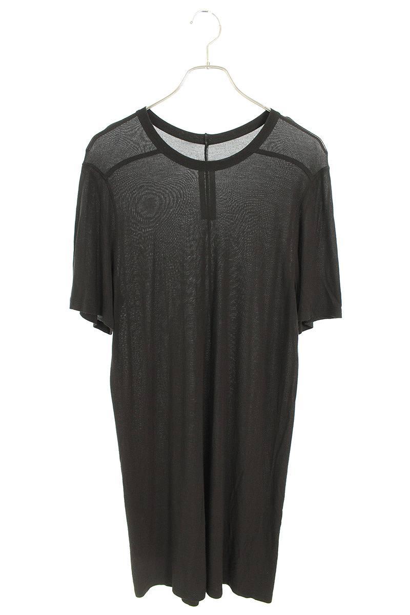 レベルクルーネックロングTシャツ