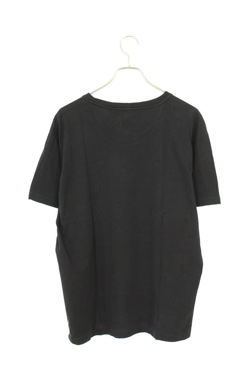 ×ジェイミーリード ビジュー装飾レタリングTシャツ