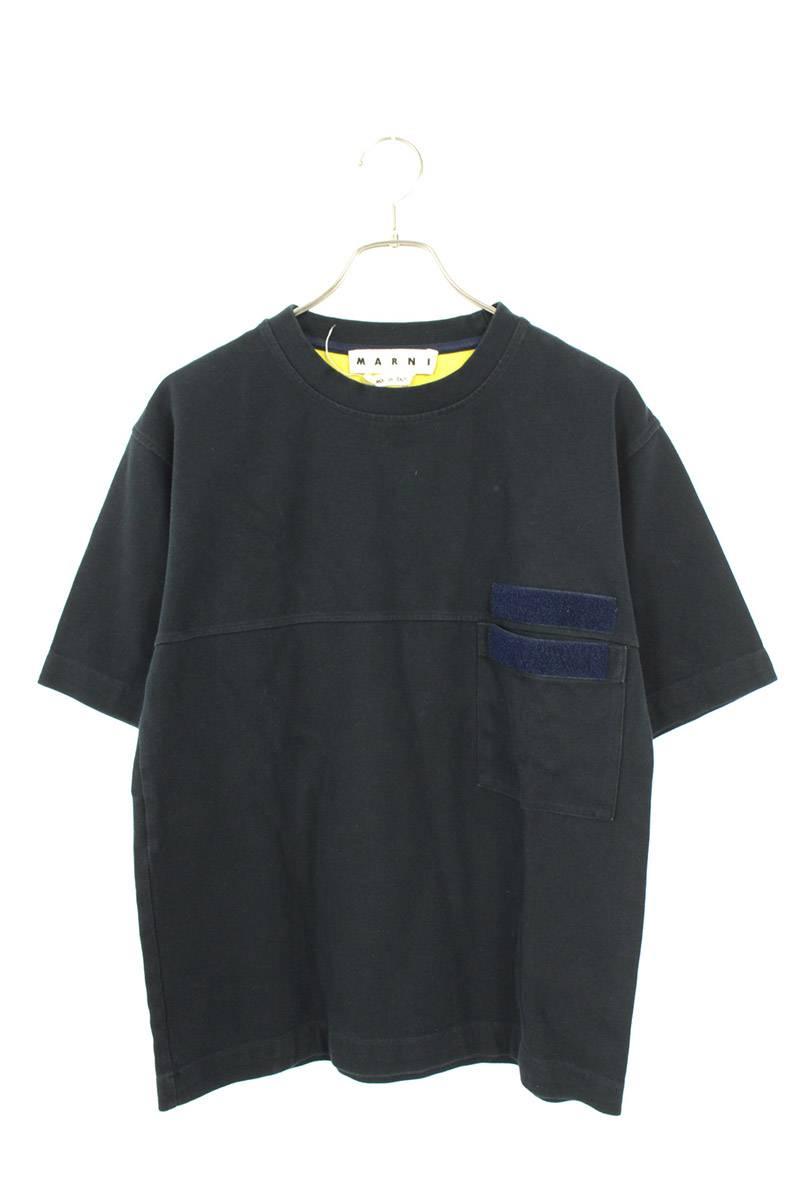 ダブルフェイスオーバートップスTシャツ