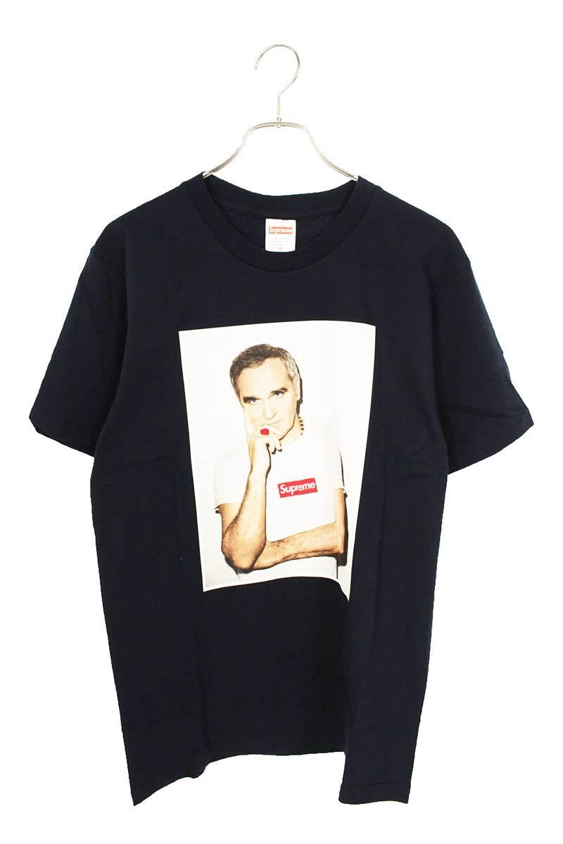 モリッシーフォトプリントTシャツ