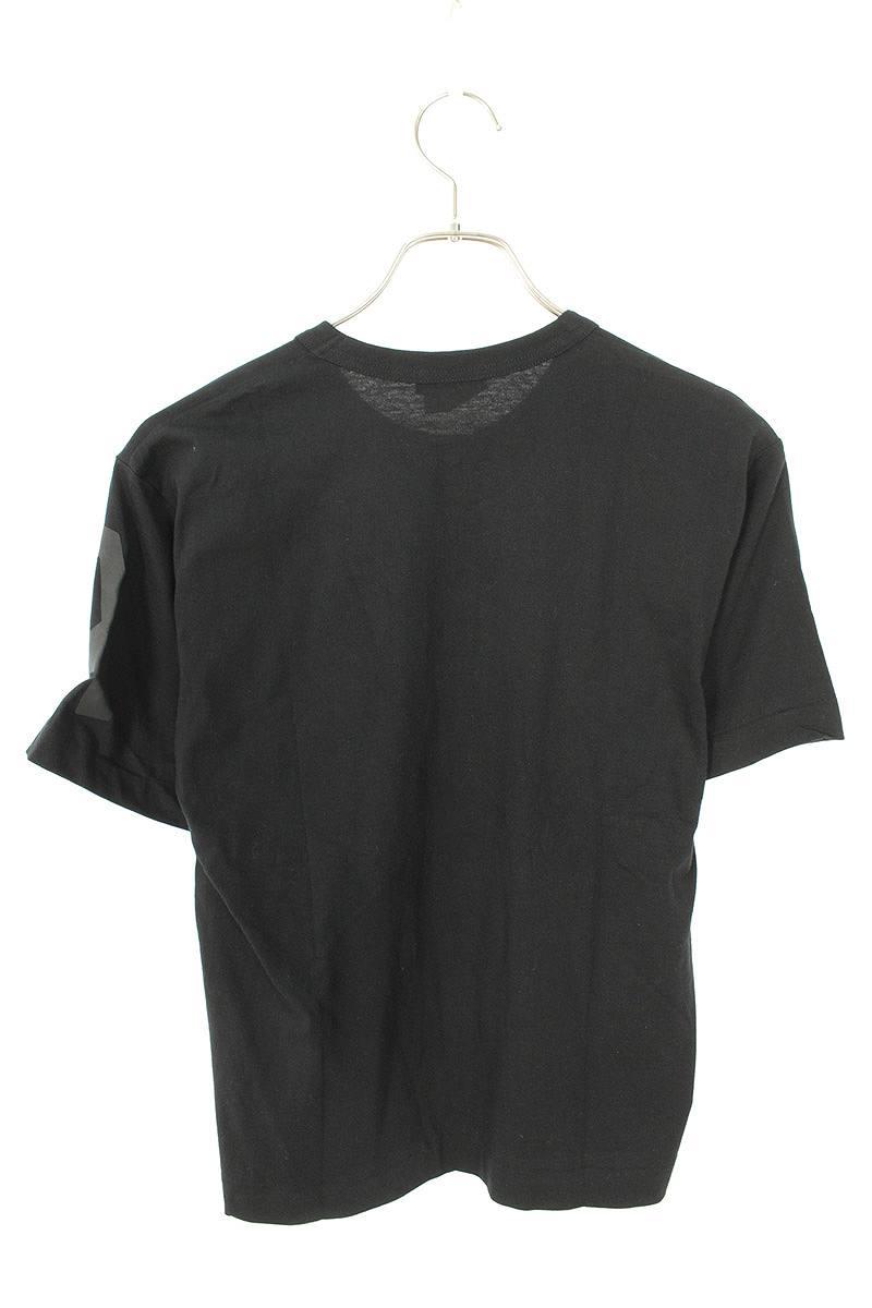 AD2007アルファベットプリントTシャツ