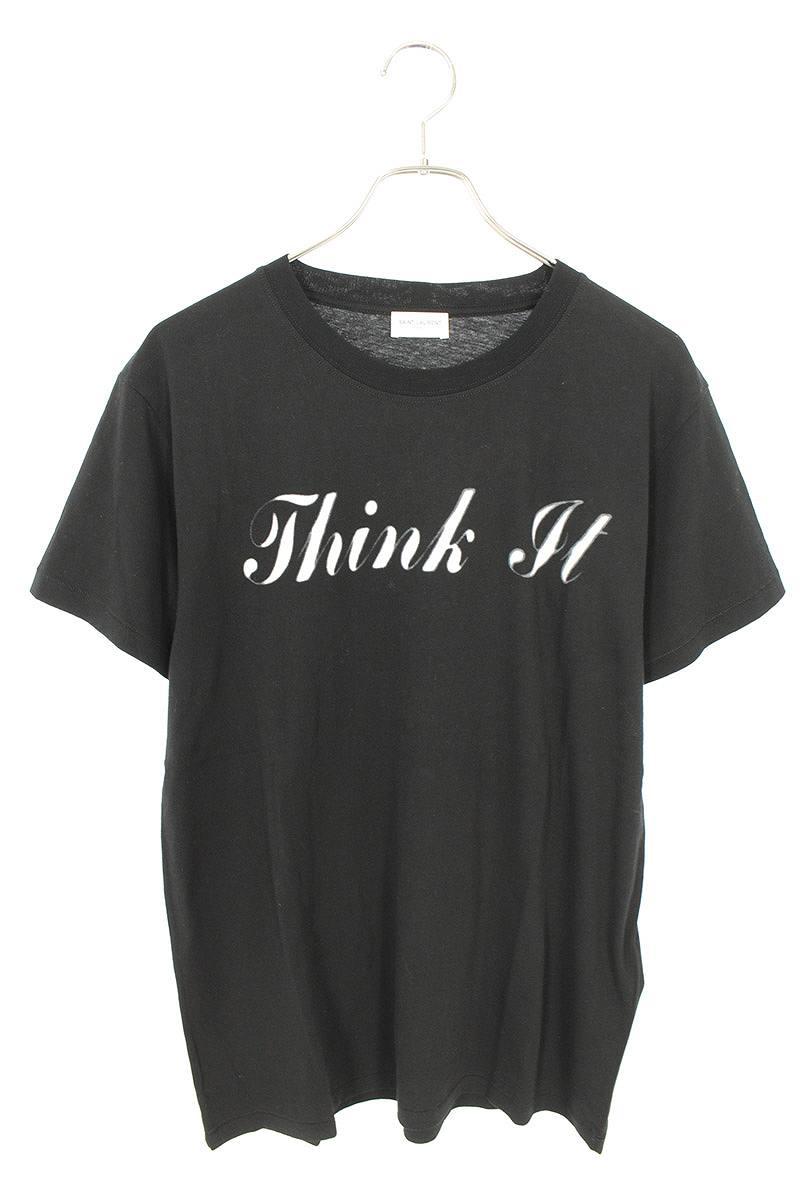 Think It プリントTシャツ