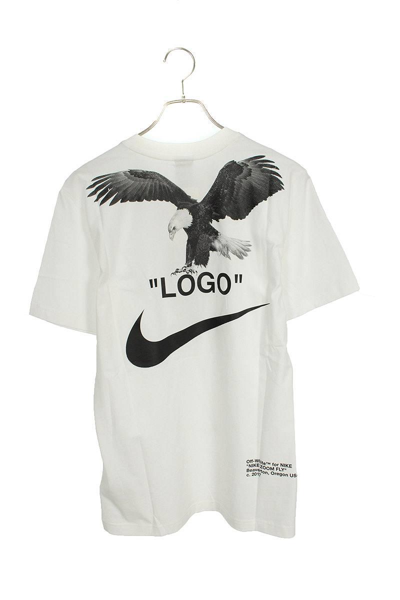 イーグルスウォッシュプリントTシャツ