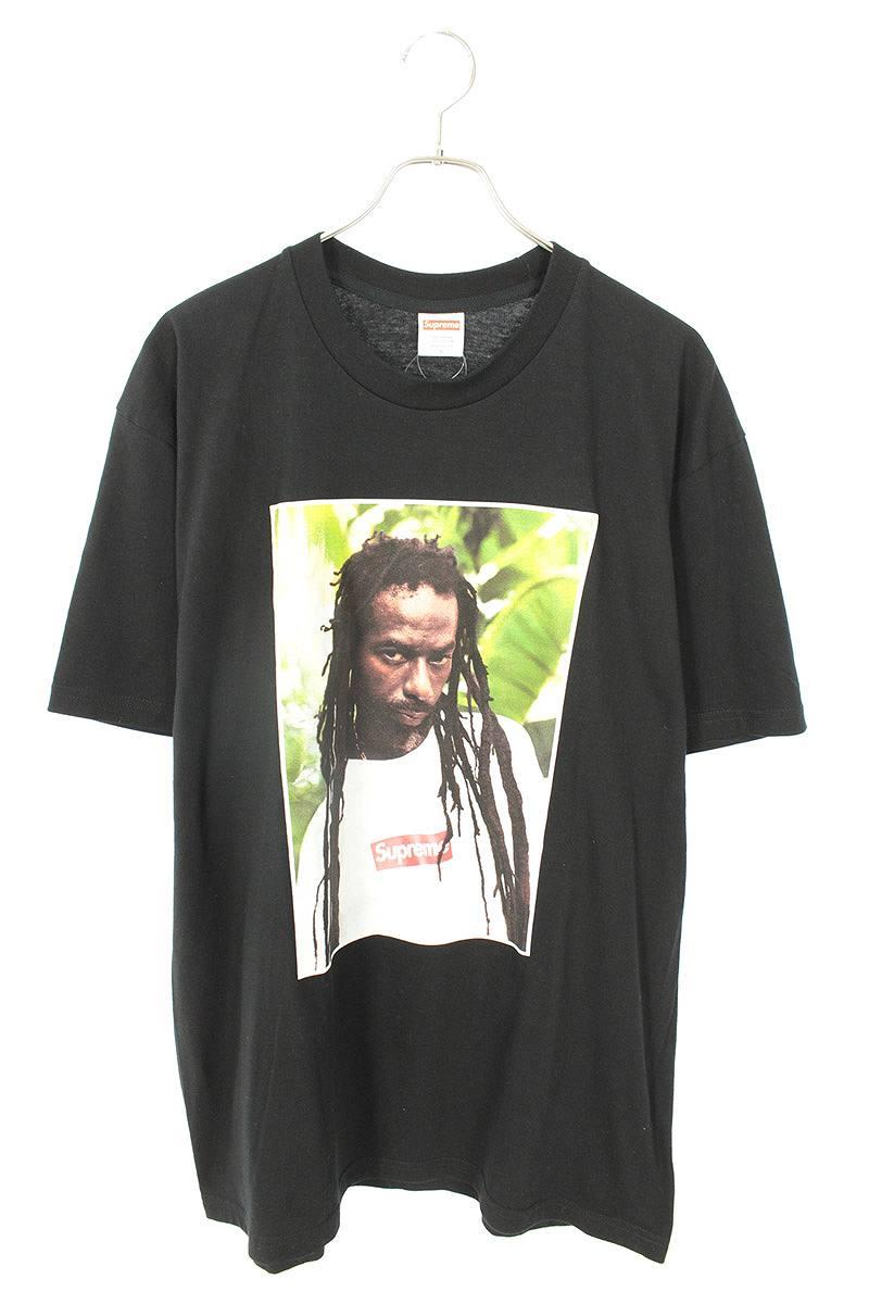 ブジュバントンフォトプリントTシャツ