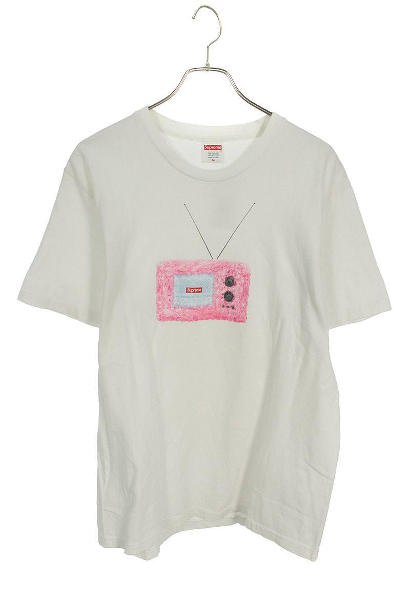 テレビプリントTシャツ