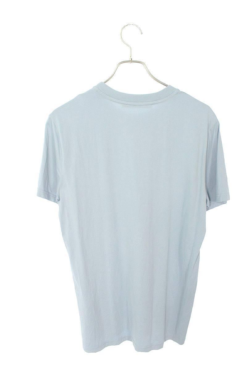 スリムフィットクルーネックロゴTシャツ