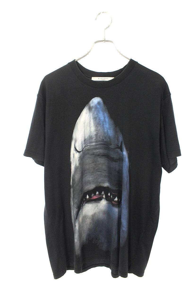 シャークプリントTシャツ