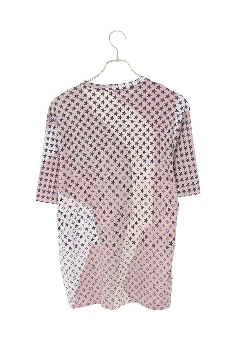 モノグラムスターTシャツ