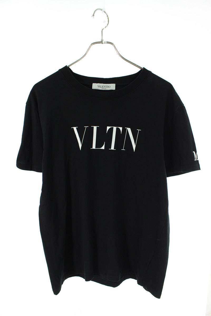 顧客限定イニシャルVLTNロゴプリントTシャツ