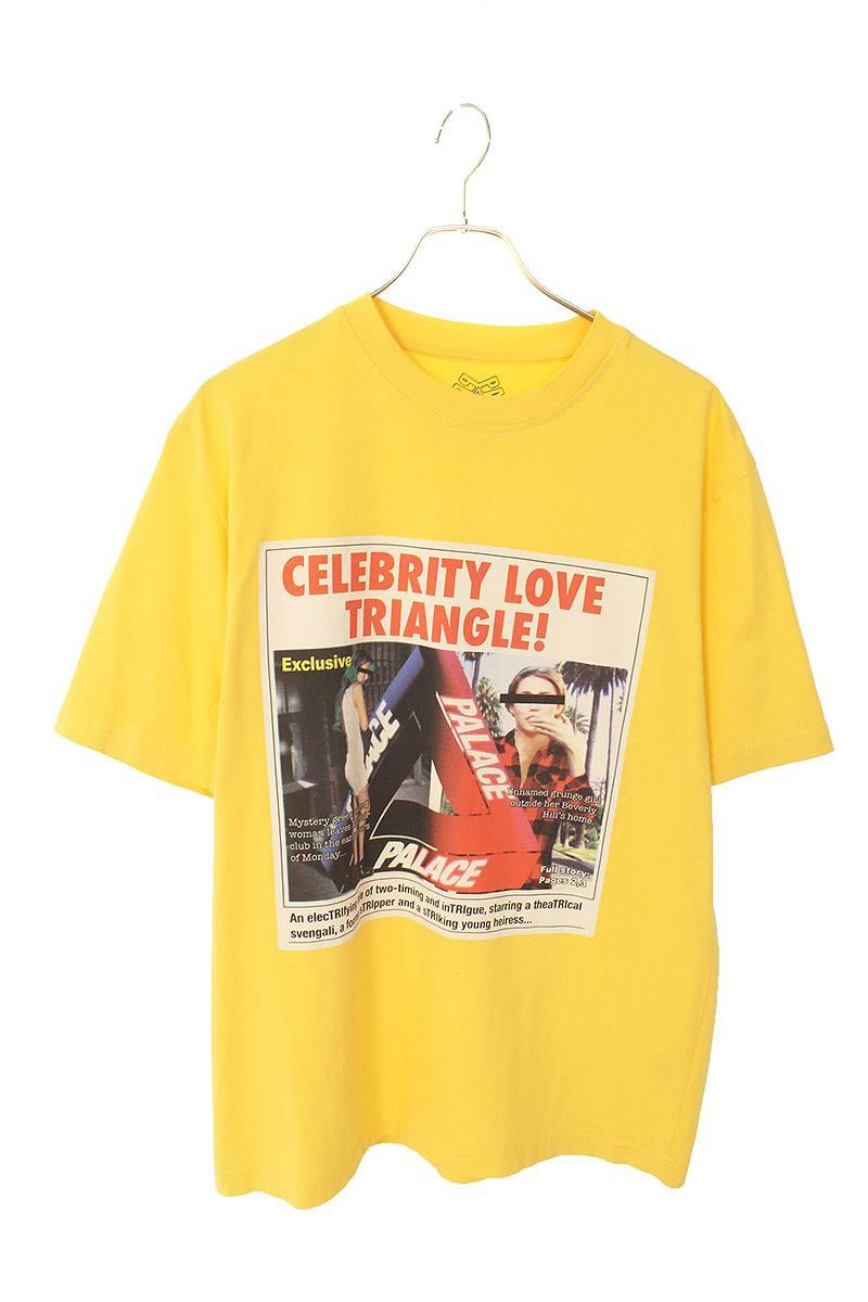 ラブトライアングルTシャツ