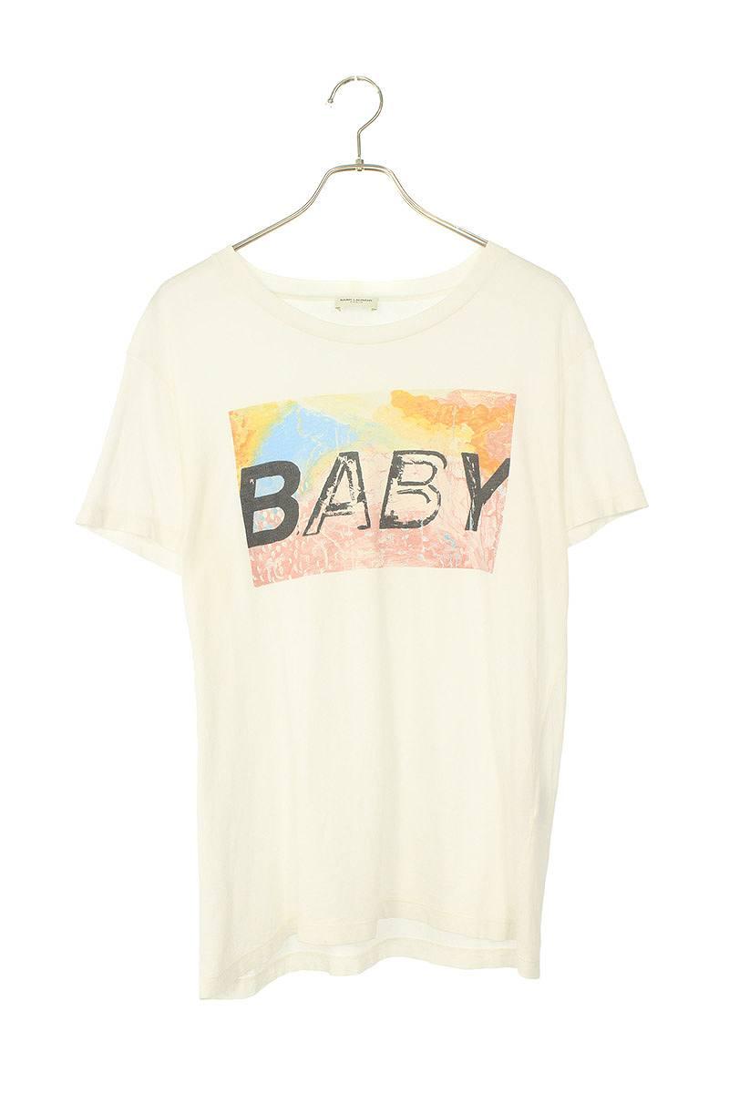 BABYプリントTシャツ