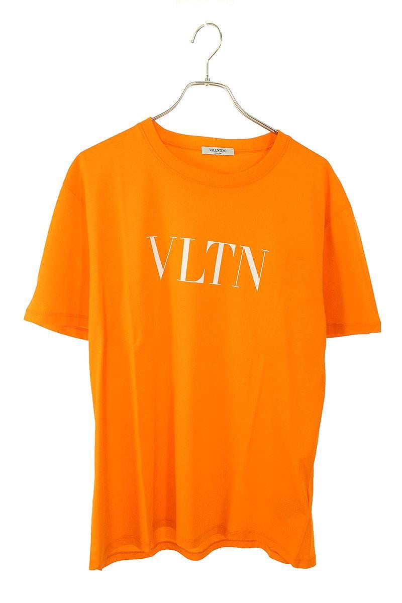 VLTNロゴプリントTシャツ