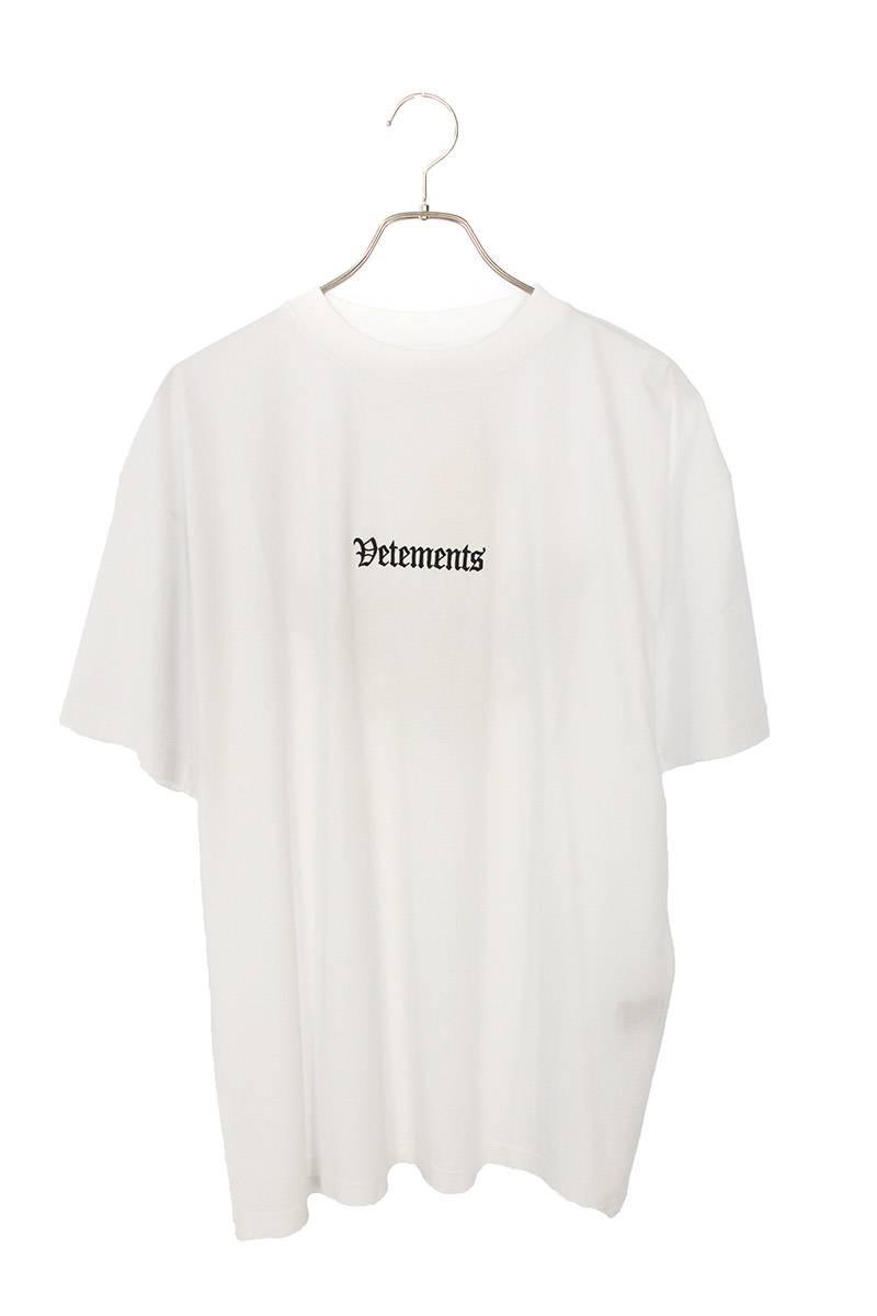 ロゴエンブロイダリーオーバーサイズTシャツ