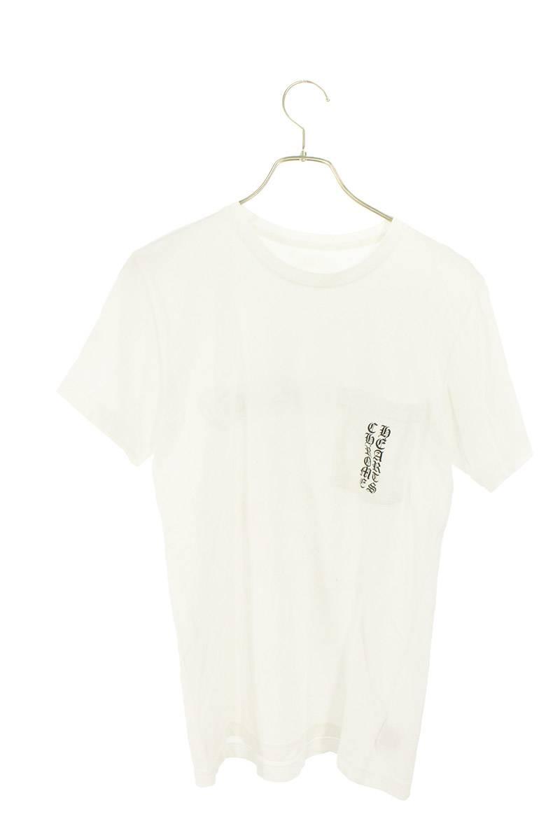 セメタリークロスバックプリントTシャツ