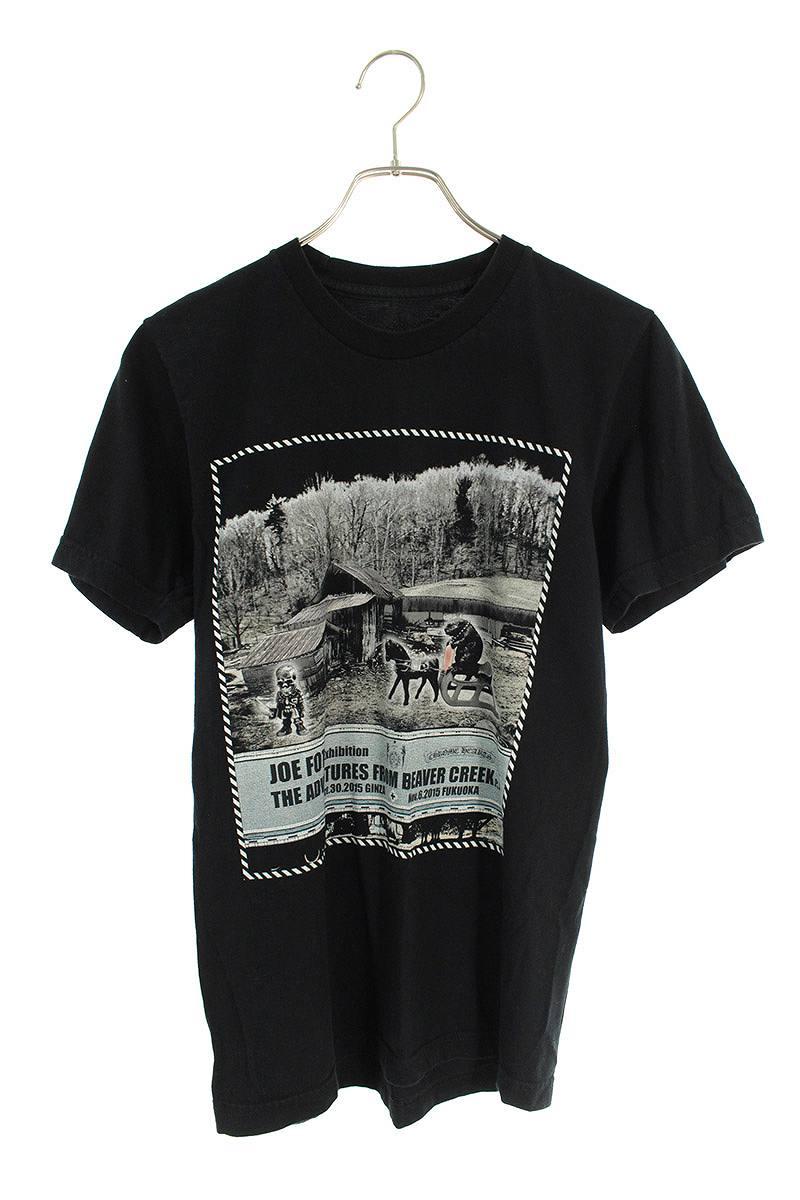 銀座店EXHIBITIONフォティプリントTシャツ