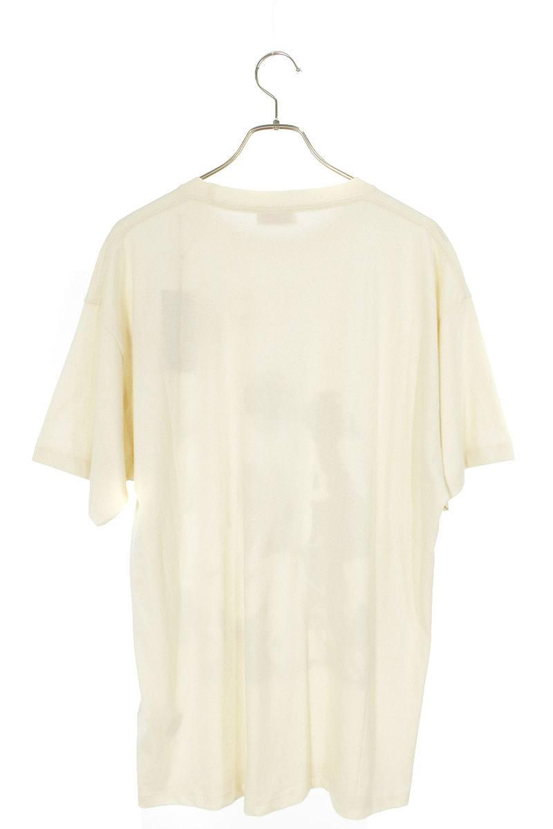 フロントプリントオーバーサイズTシャツ