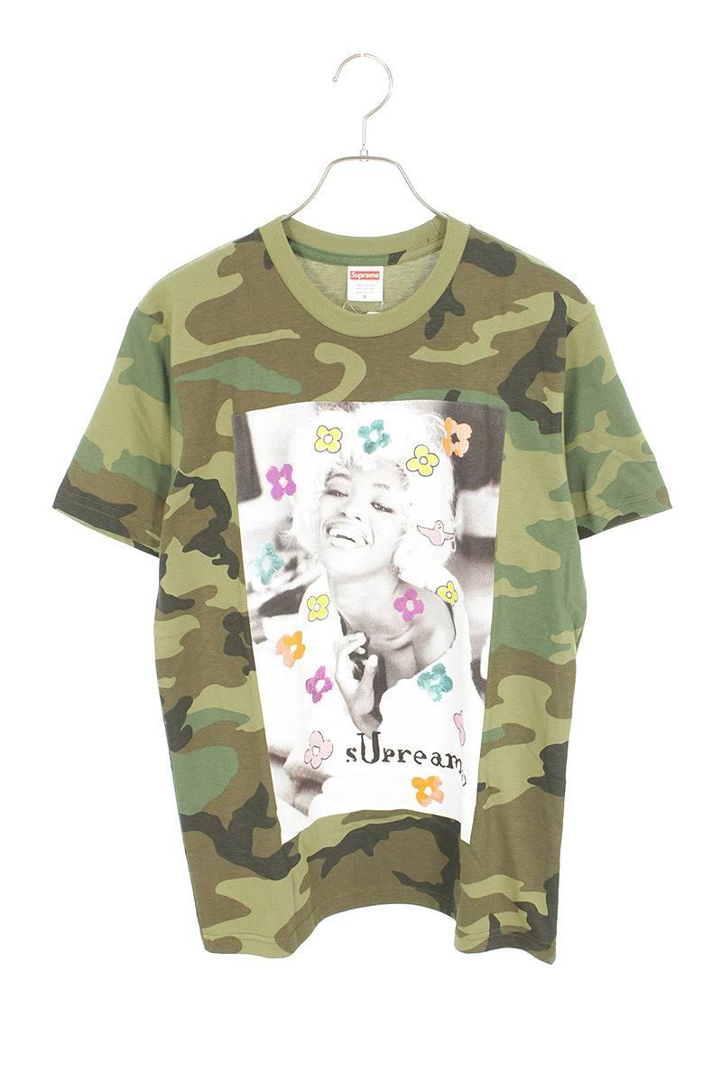 ナオミフォトプリントTシャツ
