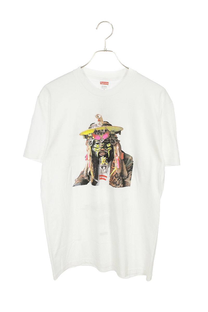 ラメルジープリントTシャツ