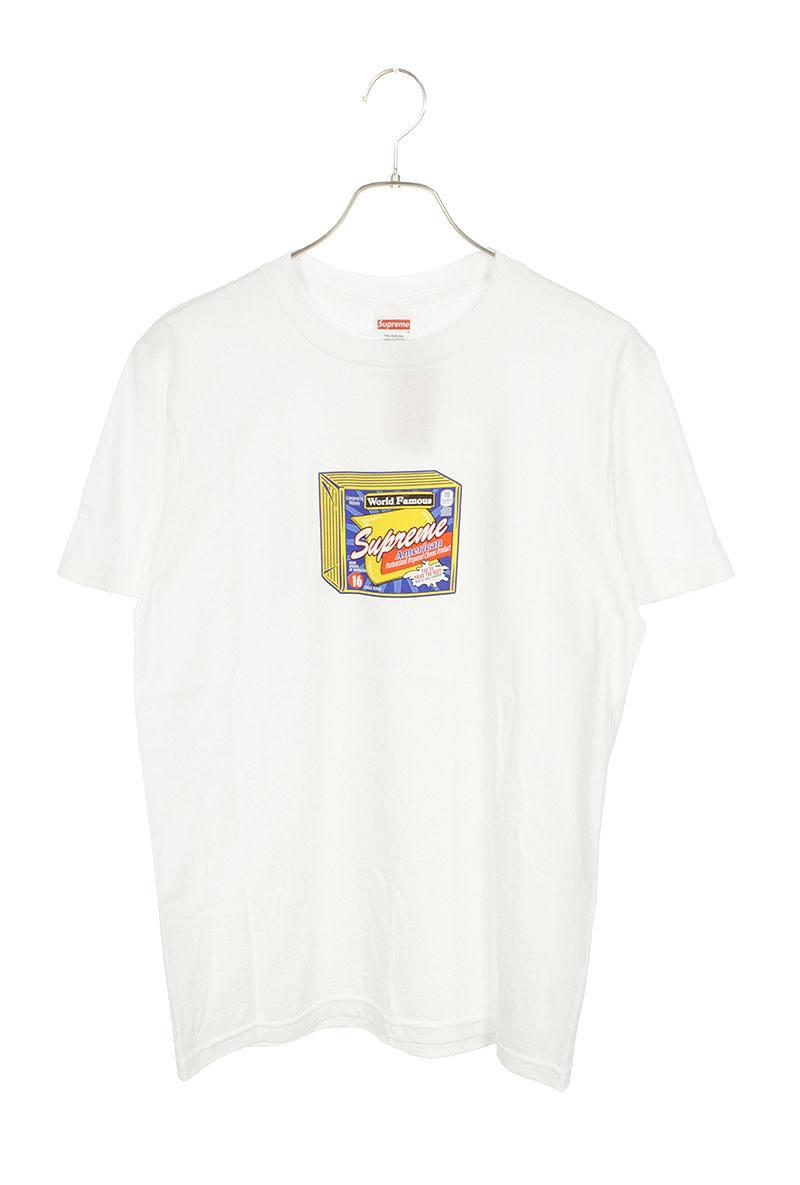 チーズプリントTシャツ