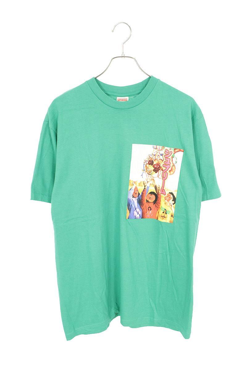 セキンタニプリントTシャツ