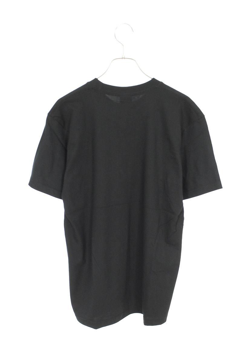 スモークプリントTシャツ