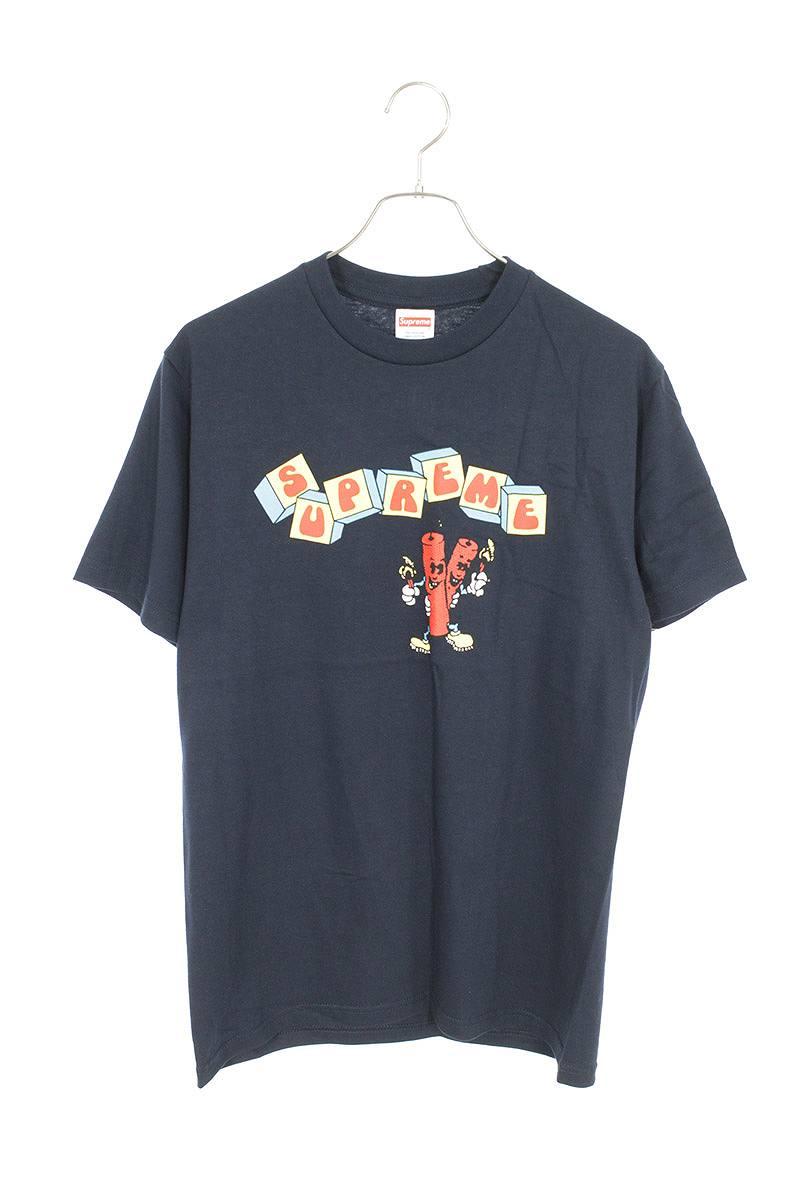 ダイナマイトプリントTシャツ
