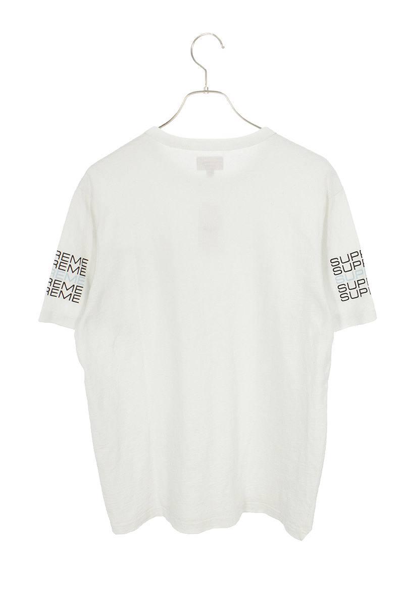 スタックロゴTシャツ