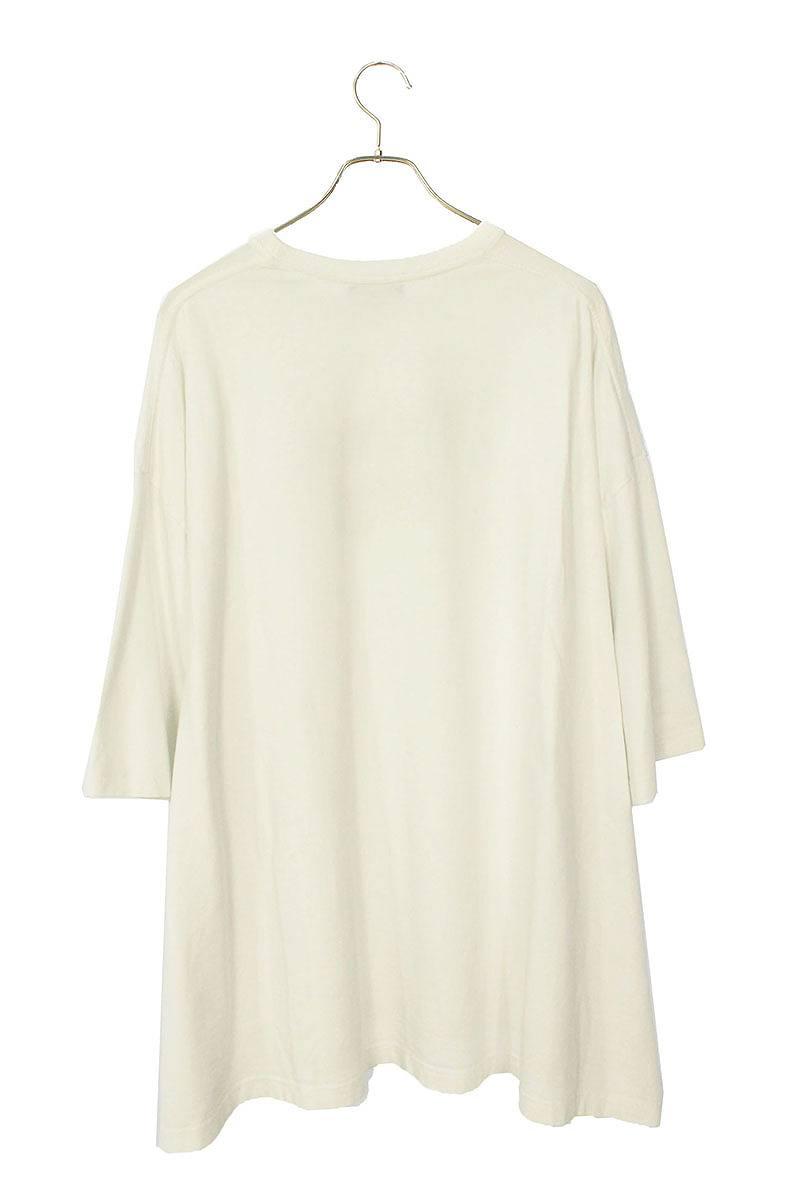 ThinkBigプリントオーバーサイズTシャツ