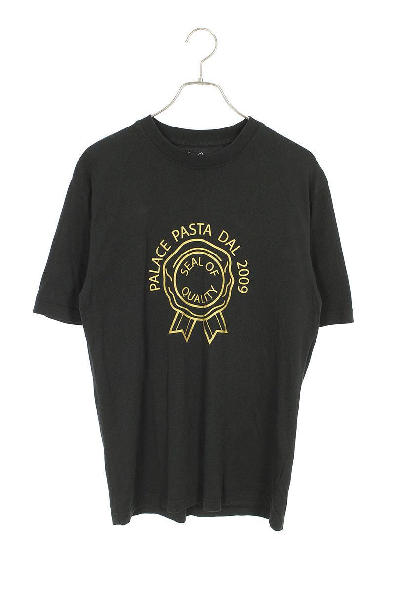 ピザプリントTシャツ