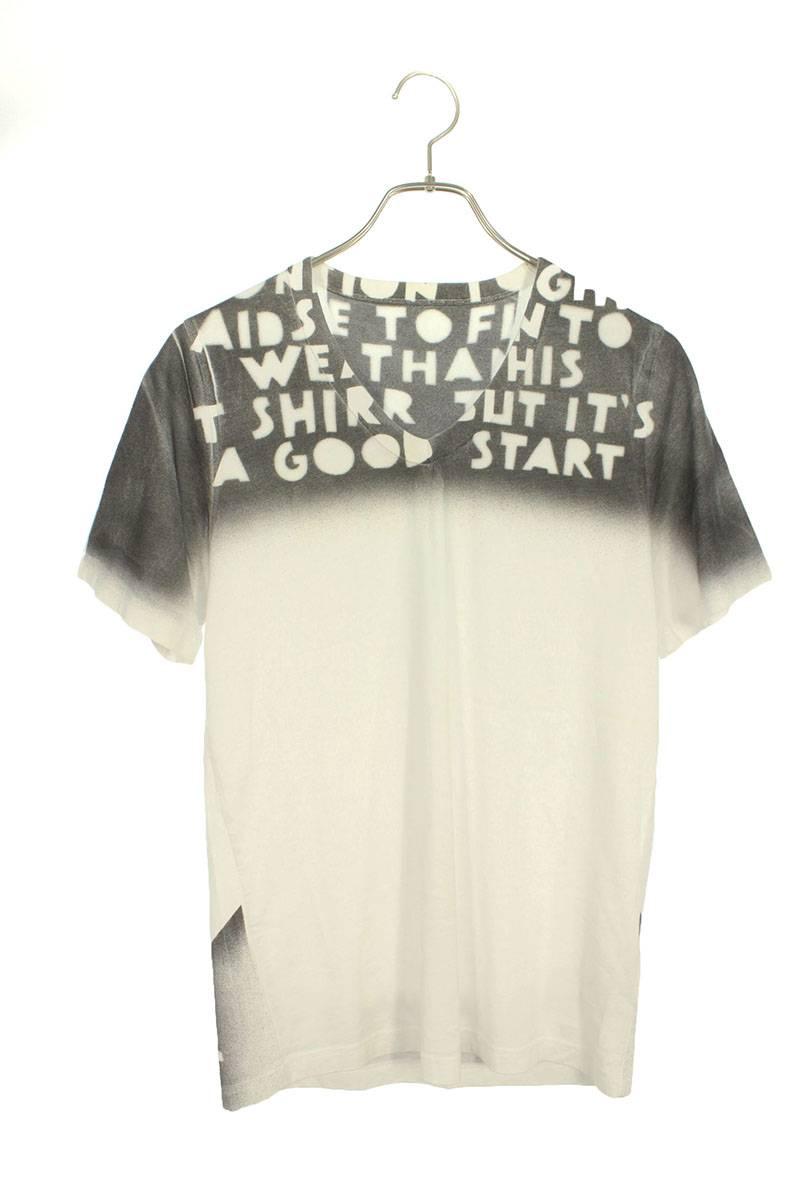 エイズプリントTシャツ