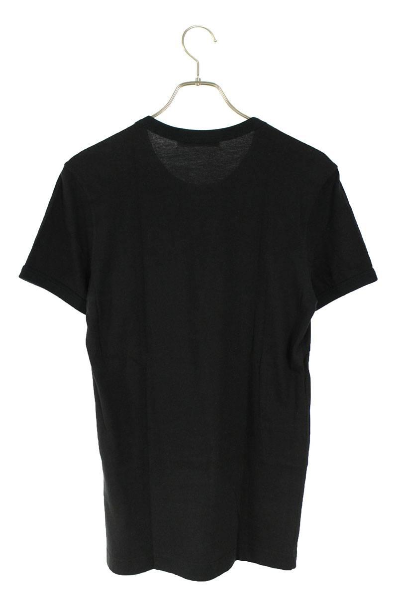 ホワイトタイガープリントTシャツ