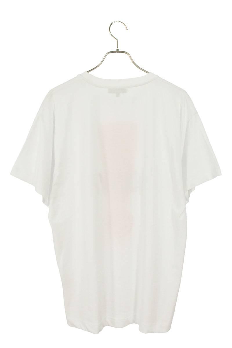 フロントシルクスクリーンプリントTシャツ