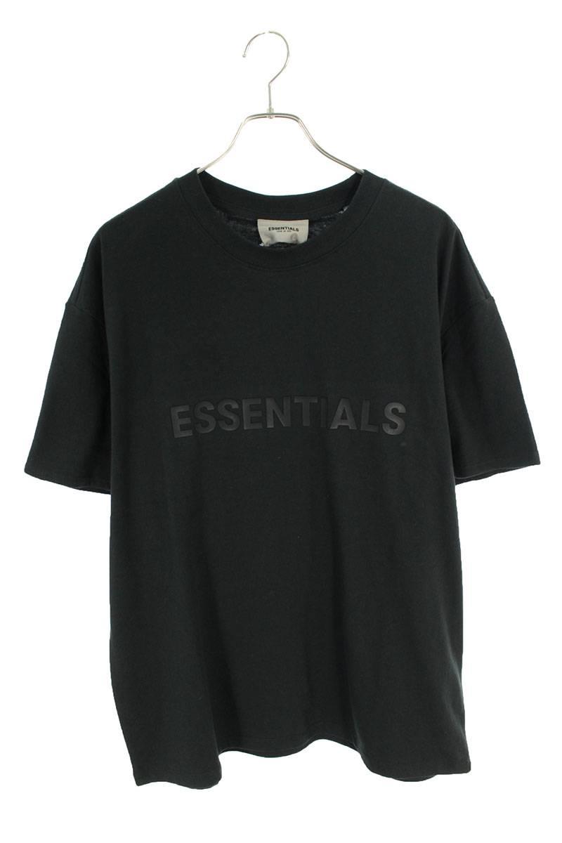 ラバーロゴTシャツ