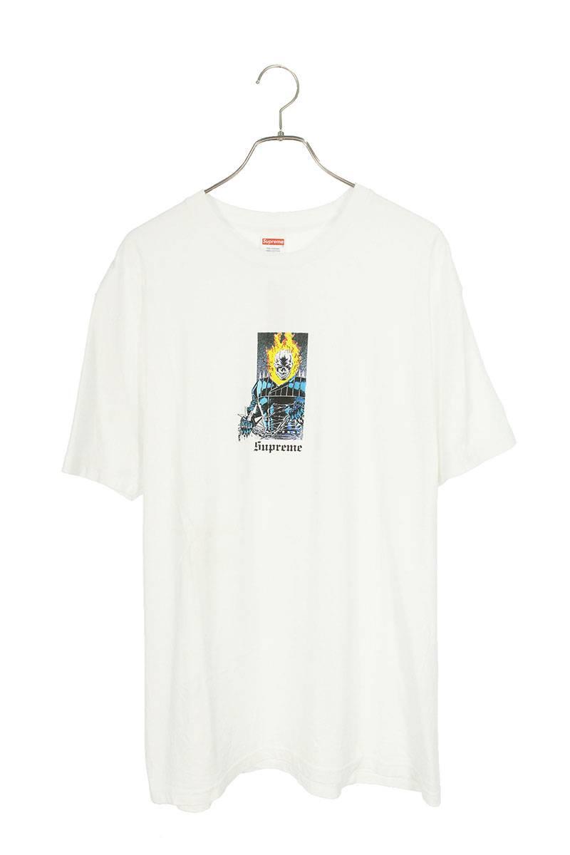 ゴーストライダープリントTシャツ