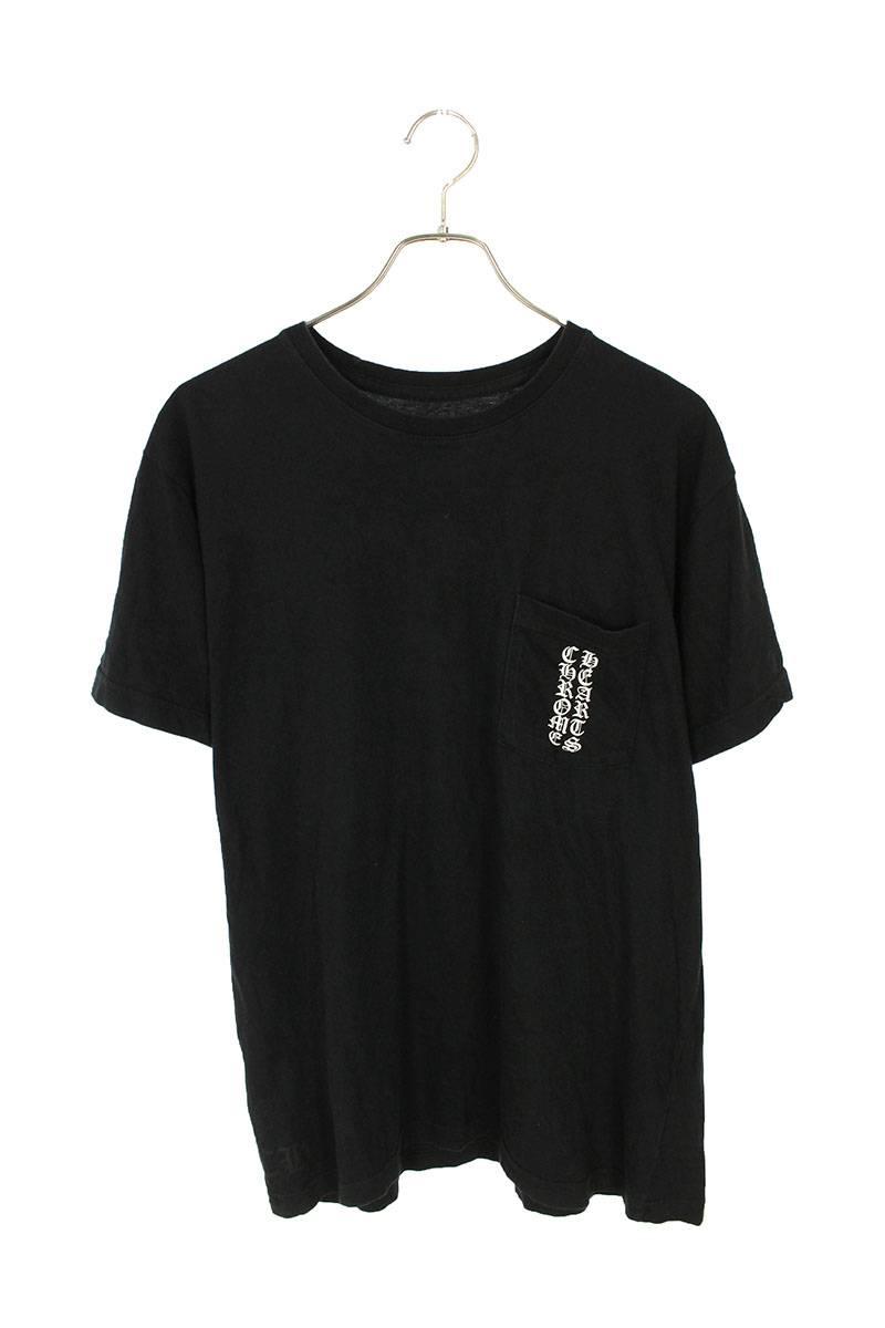 バッククロスプリントTシャツ