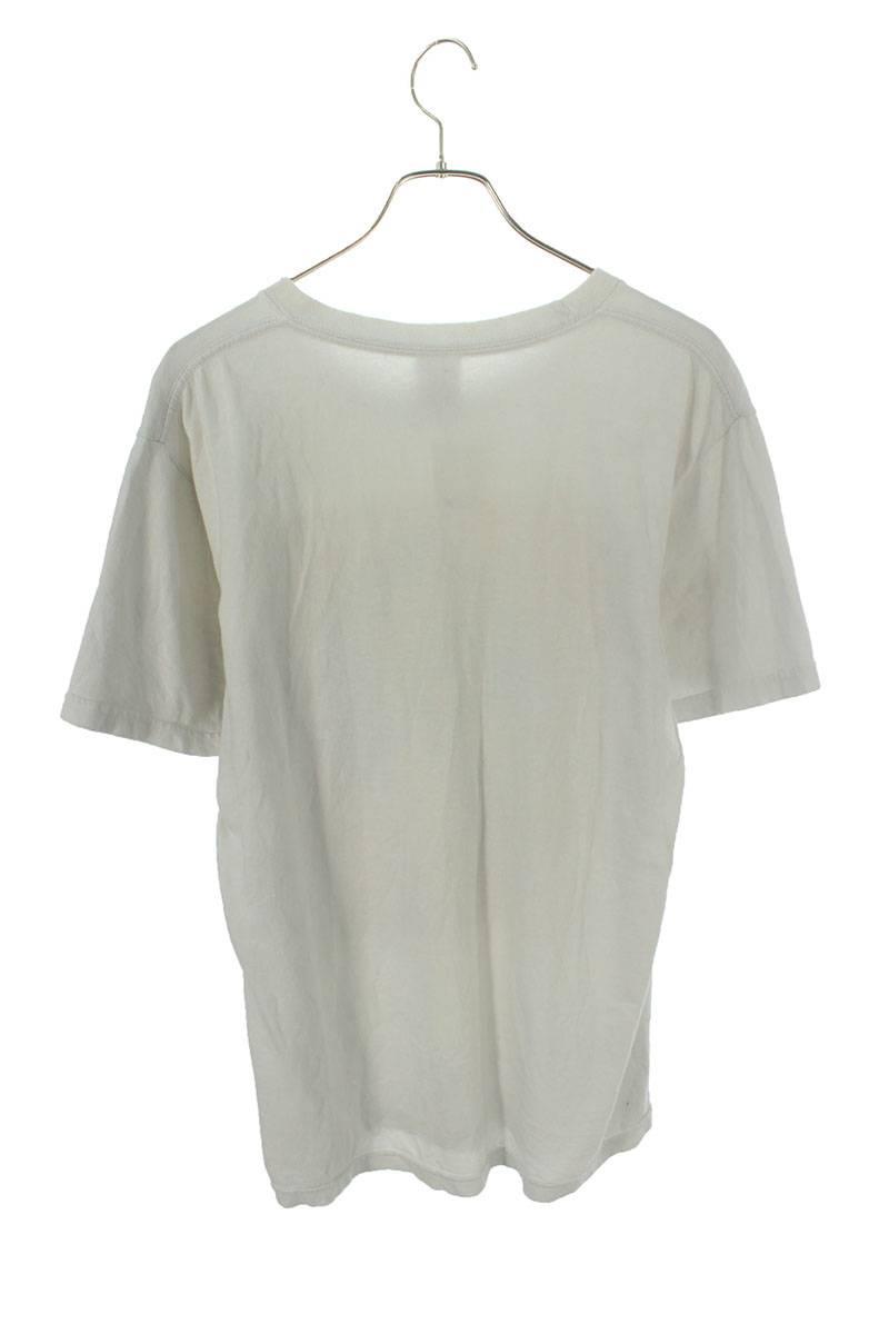 シャーデープリントTシャツ
