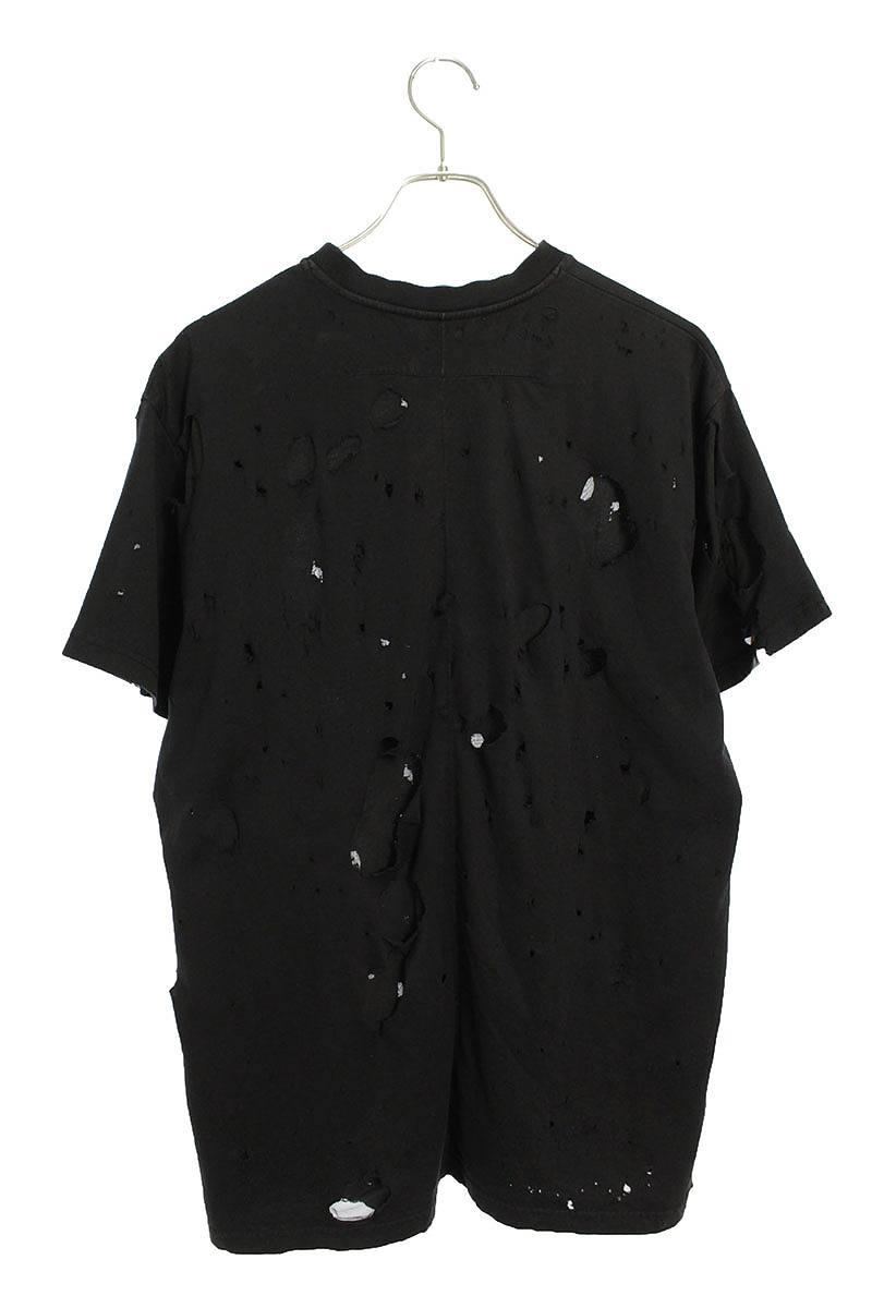 デストロイオーバーサイズロゴTシャツ