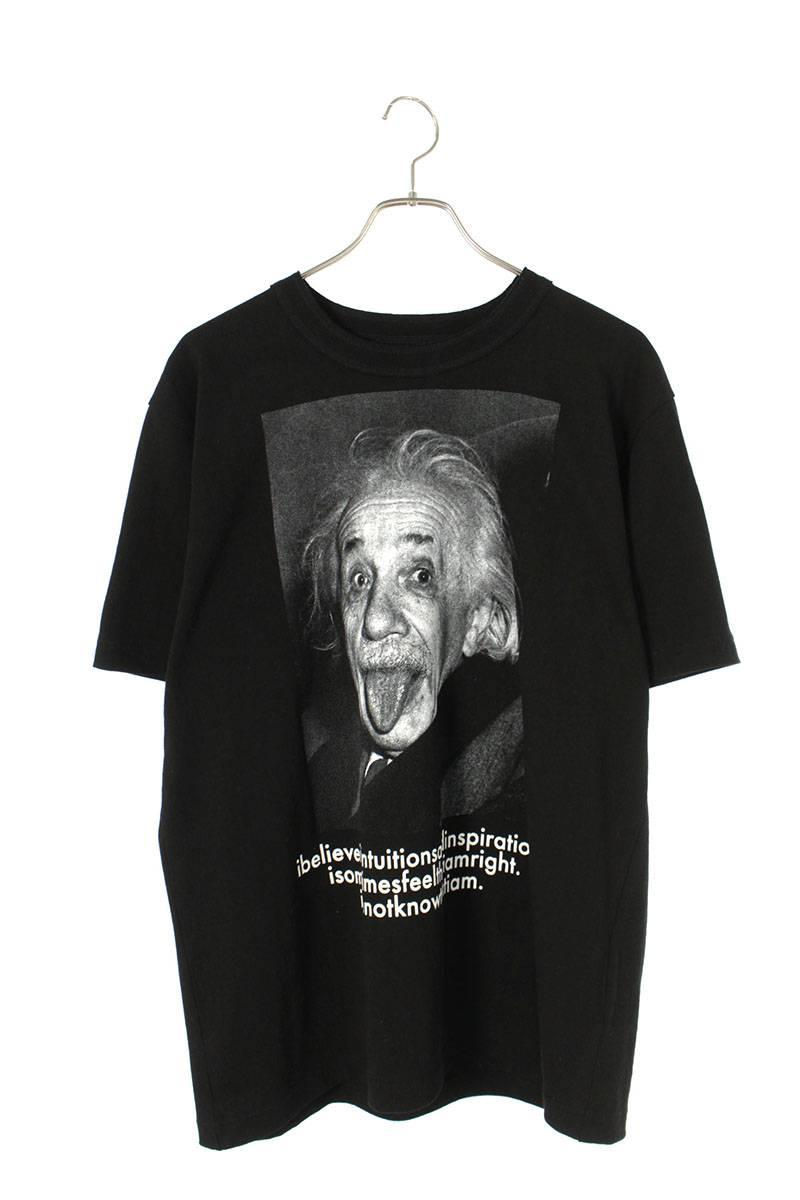 アインシュタインプリントTシャツ