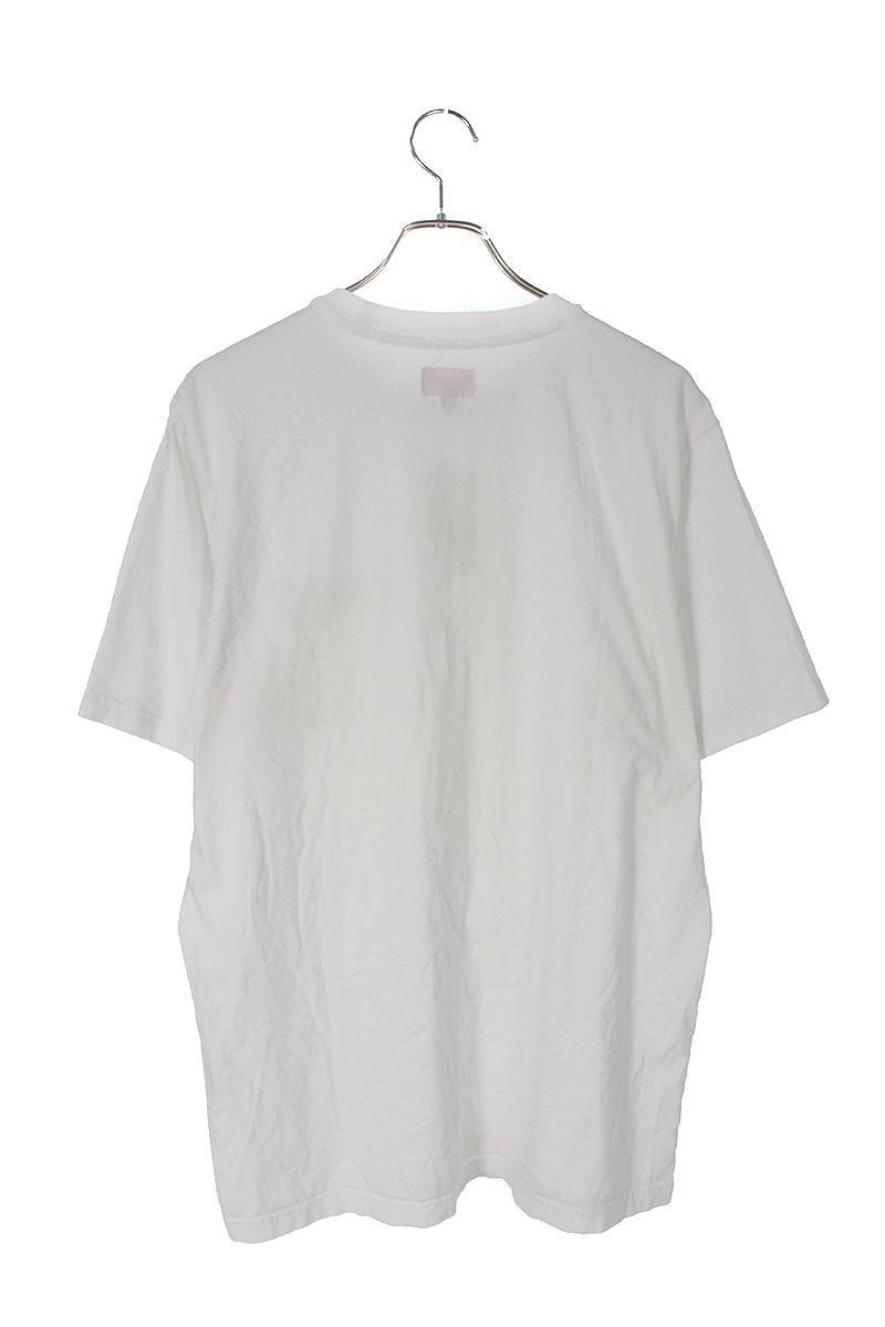 ロゴ刺繍ポケットTシャツ