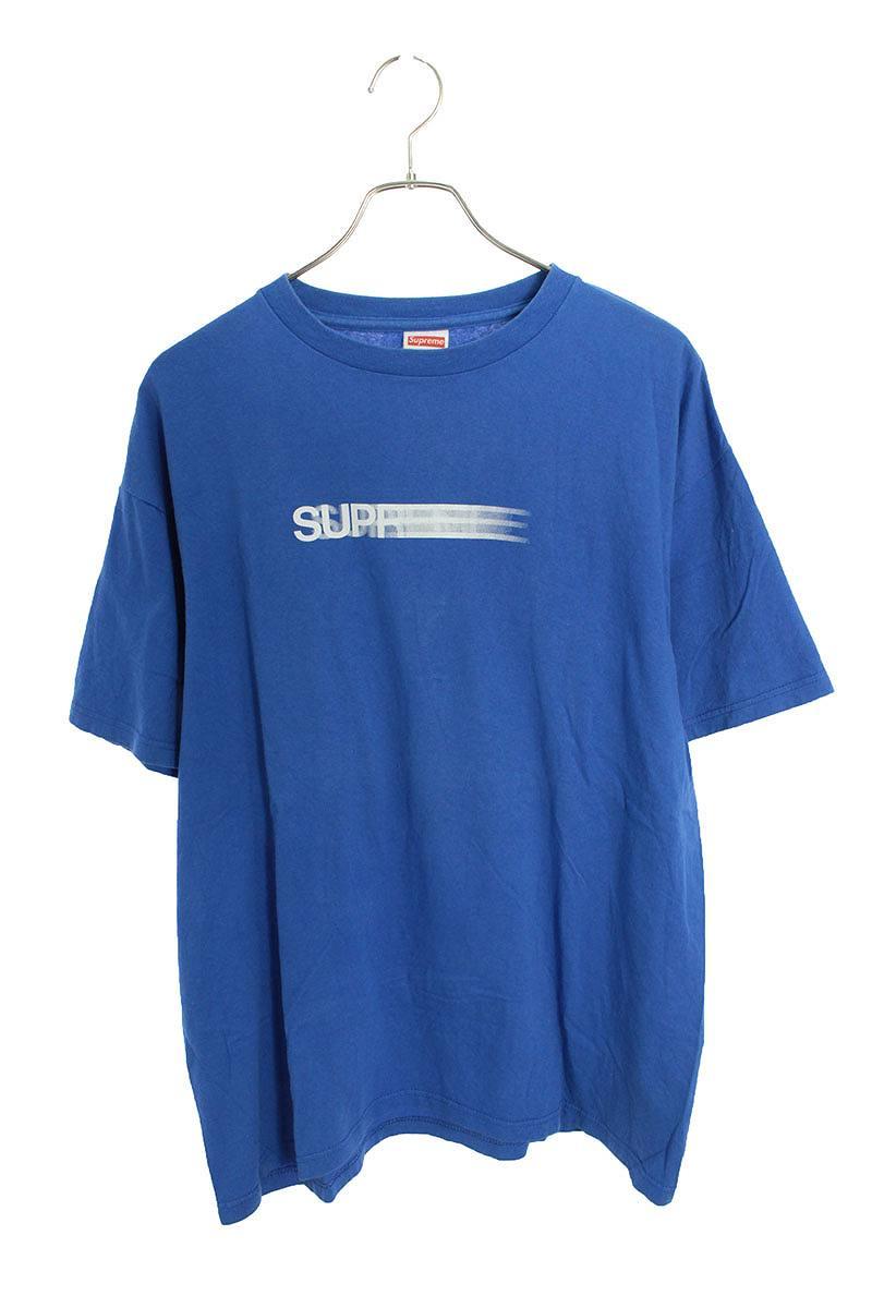 モーションロゴプリントTシャツ
